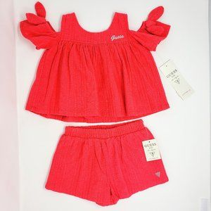Guess Baby Girls Two Piece Set
